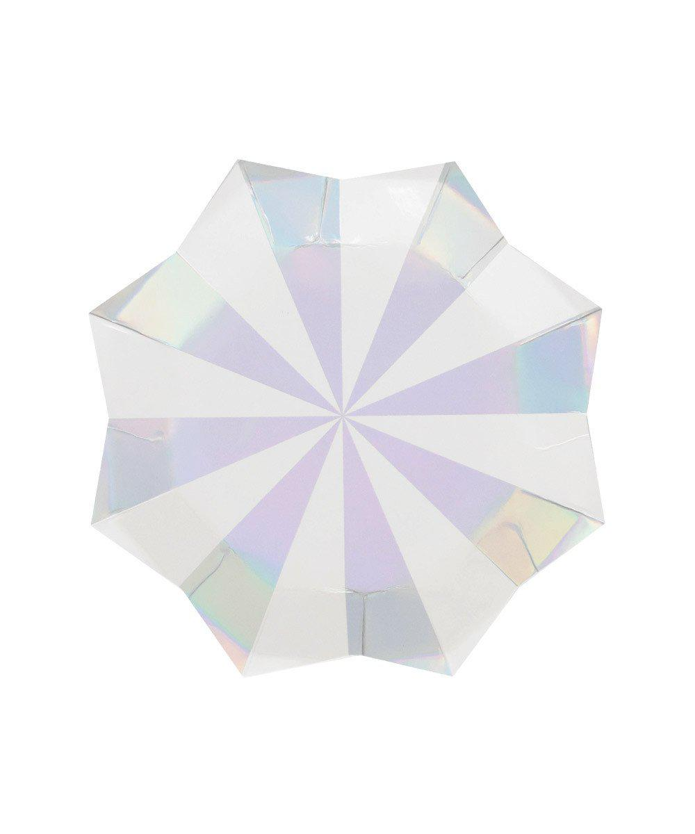 Star Burst Plates (Small)