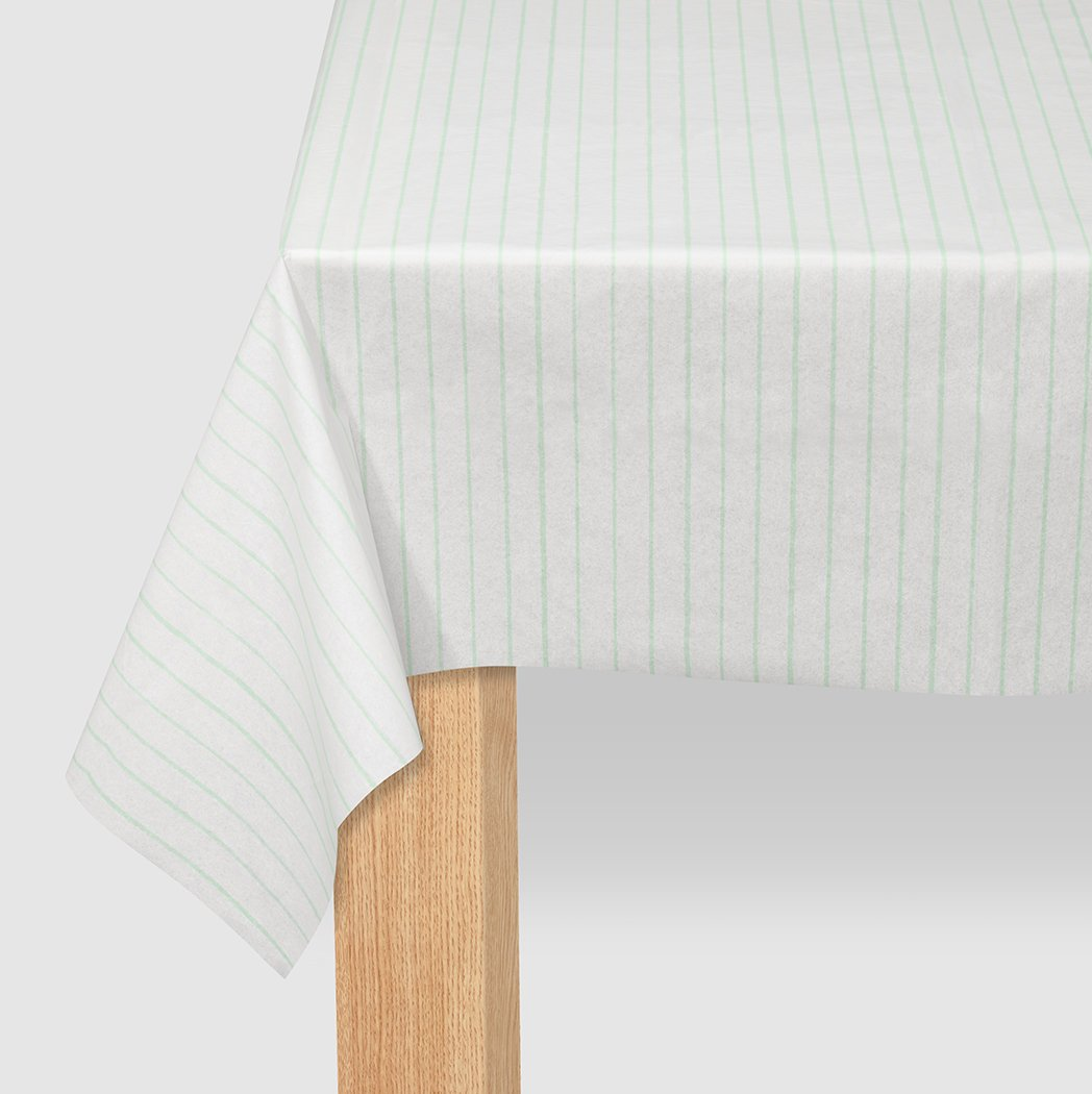 Pinstripe Tablecloth