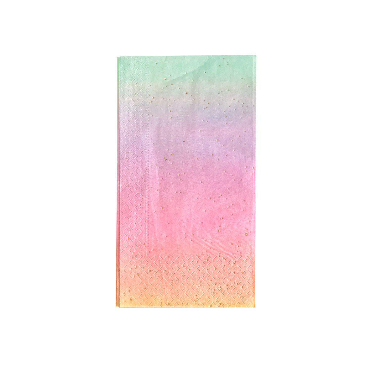 Oh Happy Day Ombre Napkins (Dinner)