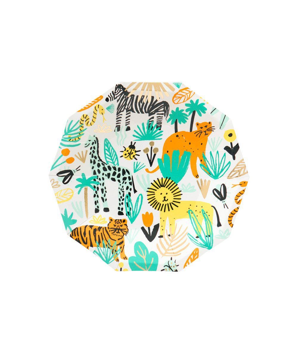 Into the Wild Plates (Small)