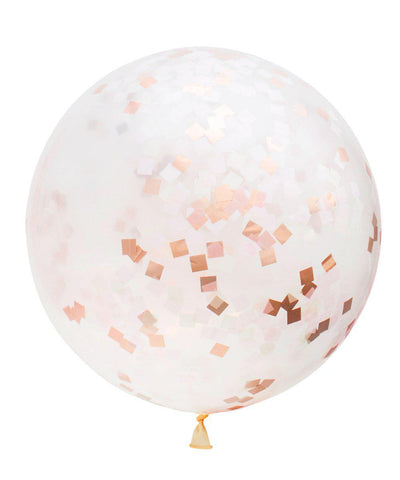 Giant Square Confetti Balloon