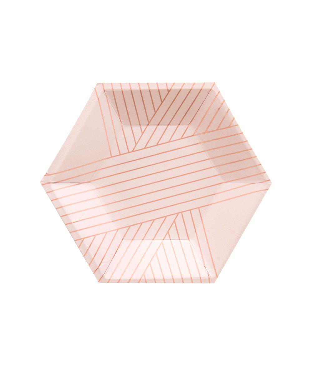 Chic Cocktail Plates (Small)