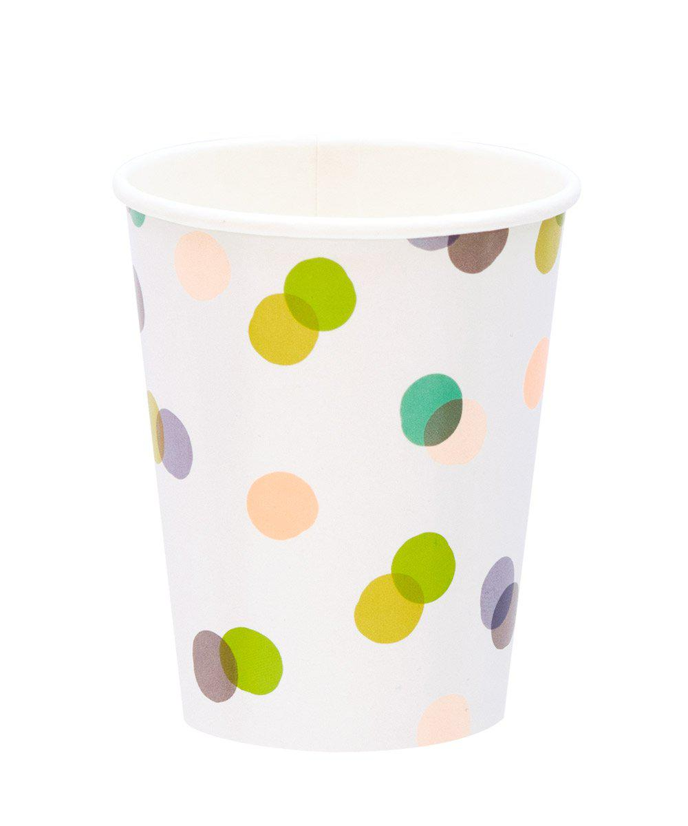 Baby Dots Party Cups