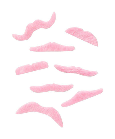 Favors Pink Moustache