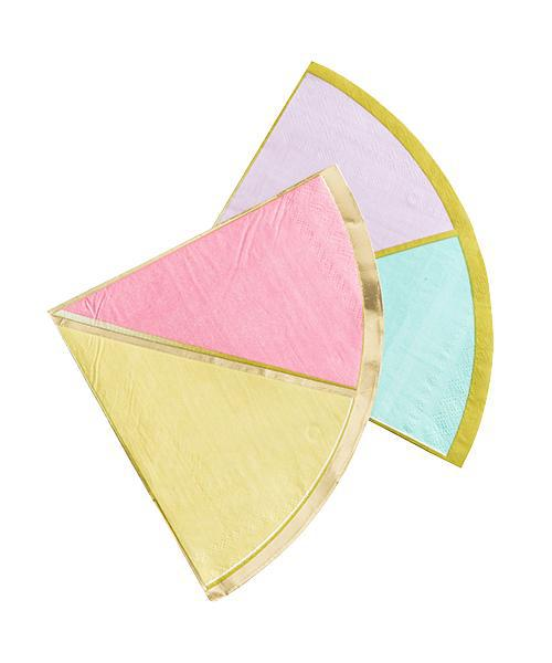 Color Wheel Napkins