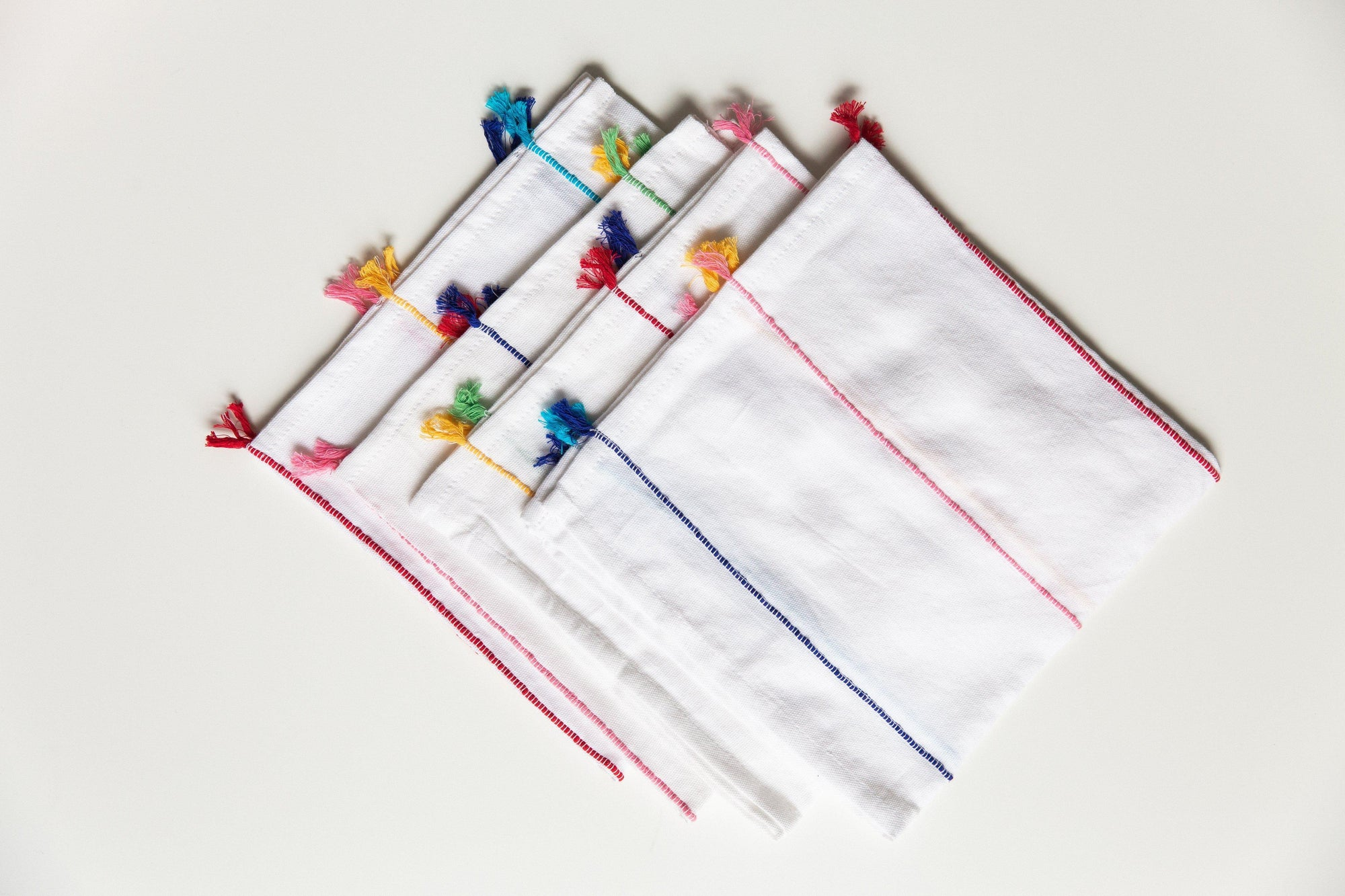 Tassel Cloth Napkins