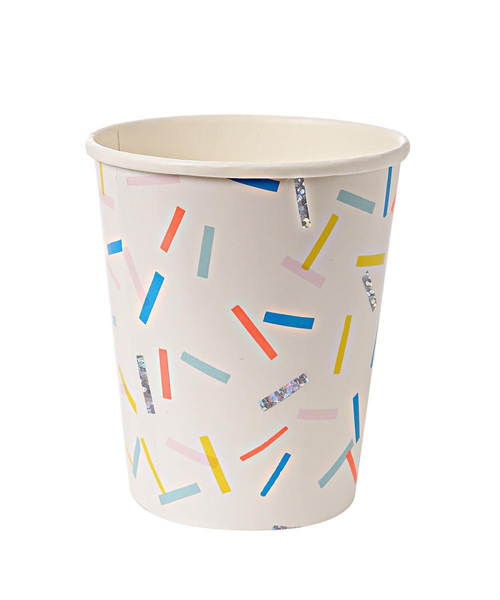 Sprinkles Party Cups