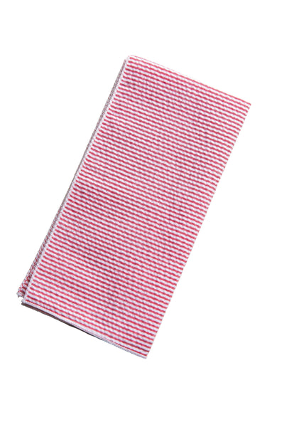 Seersucker Stripe Cloth Napkin