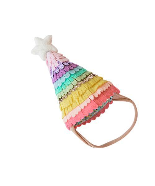 Fringe Felt Party Hat
