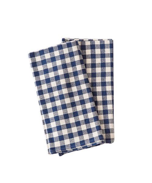 Gingham Check Napkins