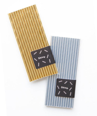 Metallic Paper Straws