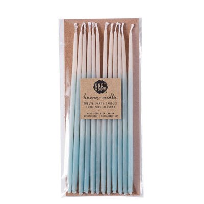 Ombre Tall Candles