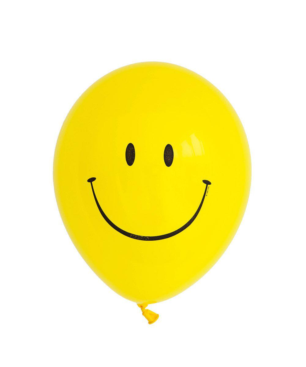 "11"" Smiley Face Balloon"