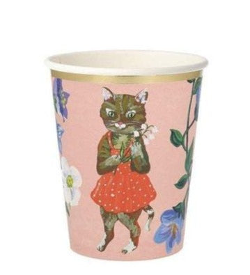 Nathalie Lete Cat Cups