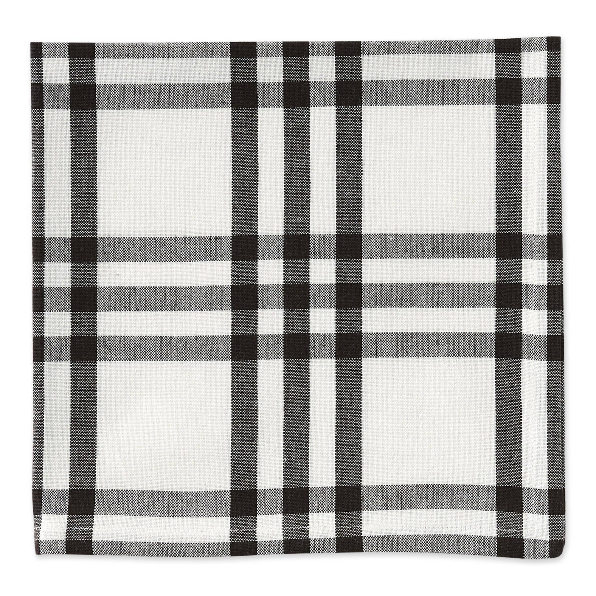 Homestead Plaid Napkin
