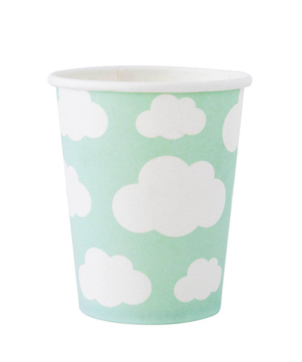 Clouds Party Cups