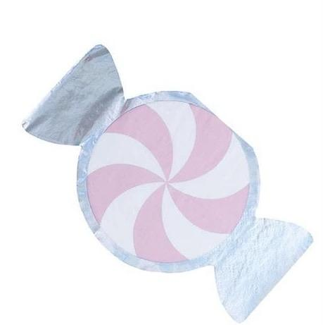 Peppermint Candy Napkins
