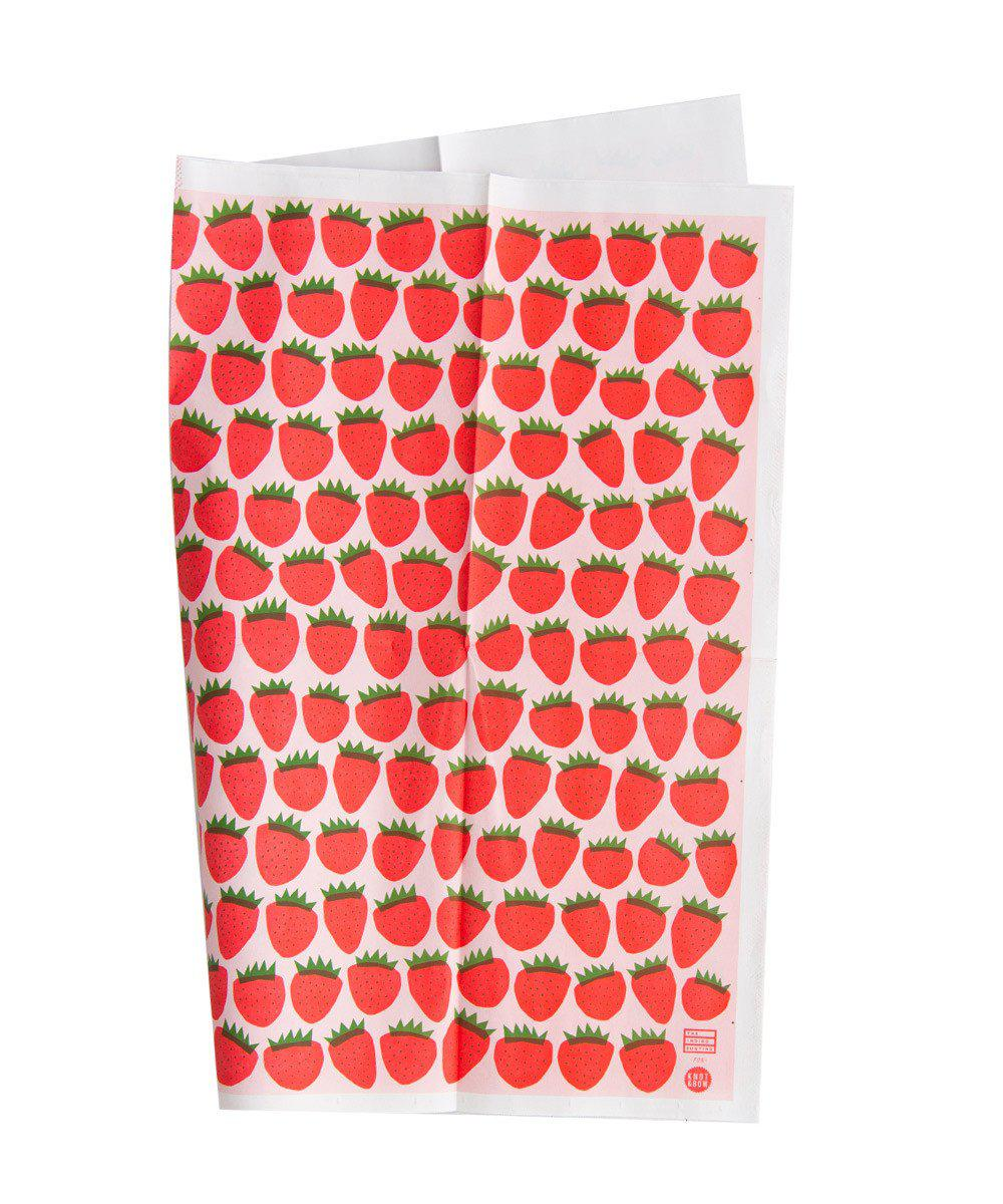 Summer Fruits Gift Wrap