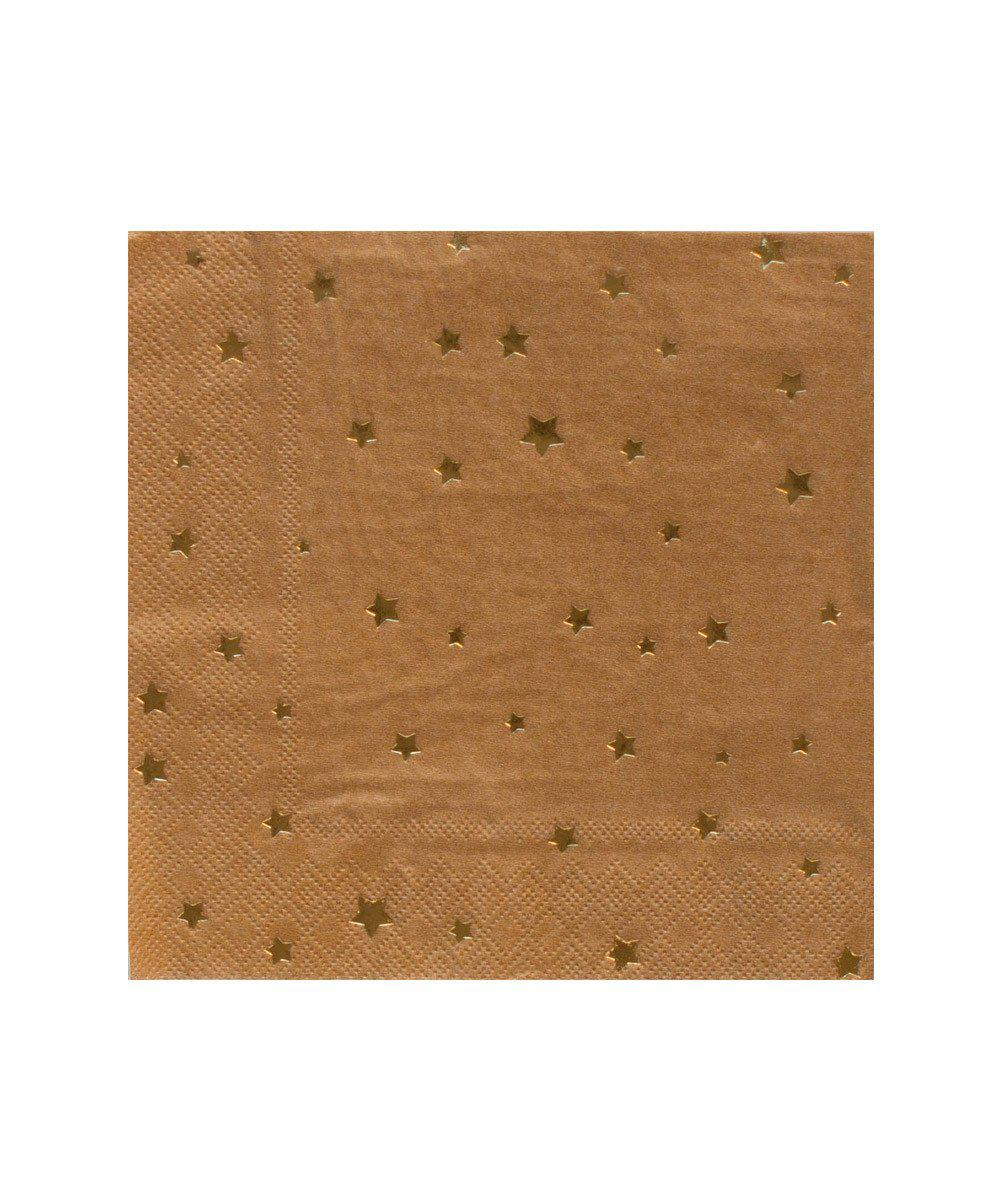 Kraft Gold Star Napkins (Large)