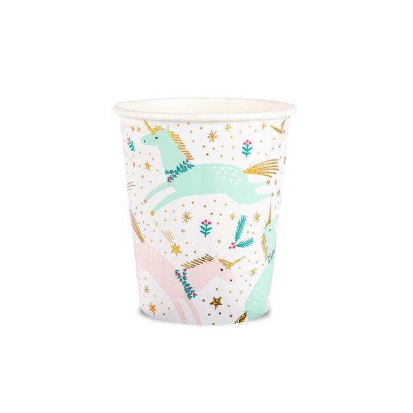 Holiday Unicorn Cup