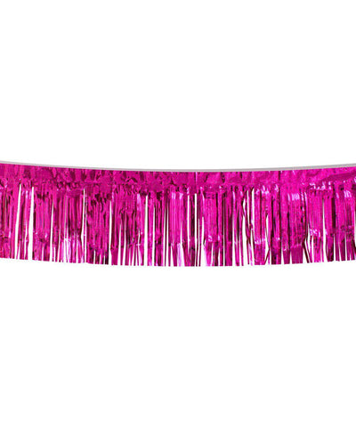 Metallic Fringe Garland