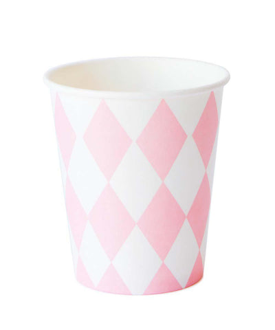 Diamond Party Cups