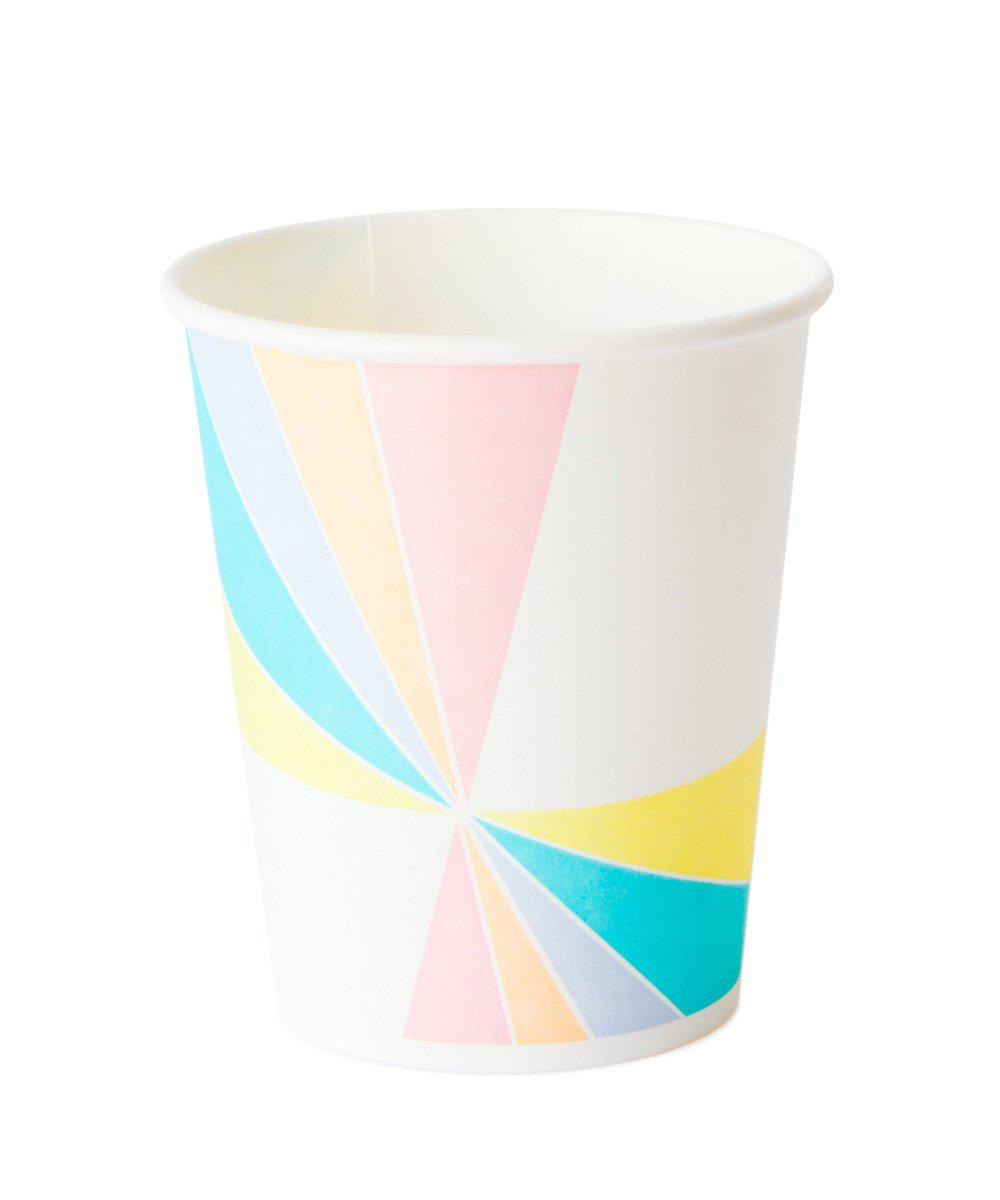 Prism Party Cups