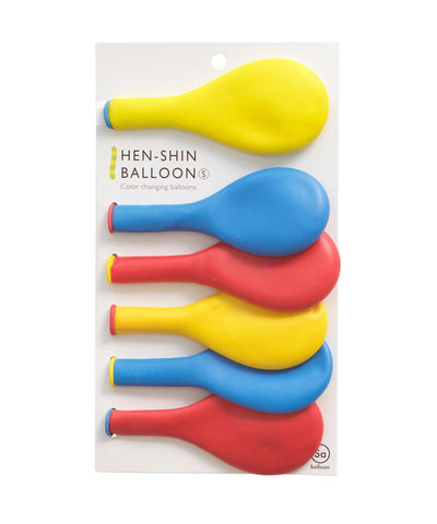 Color Changing Balloon Pack