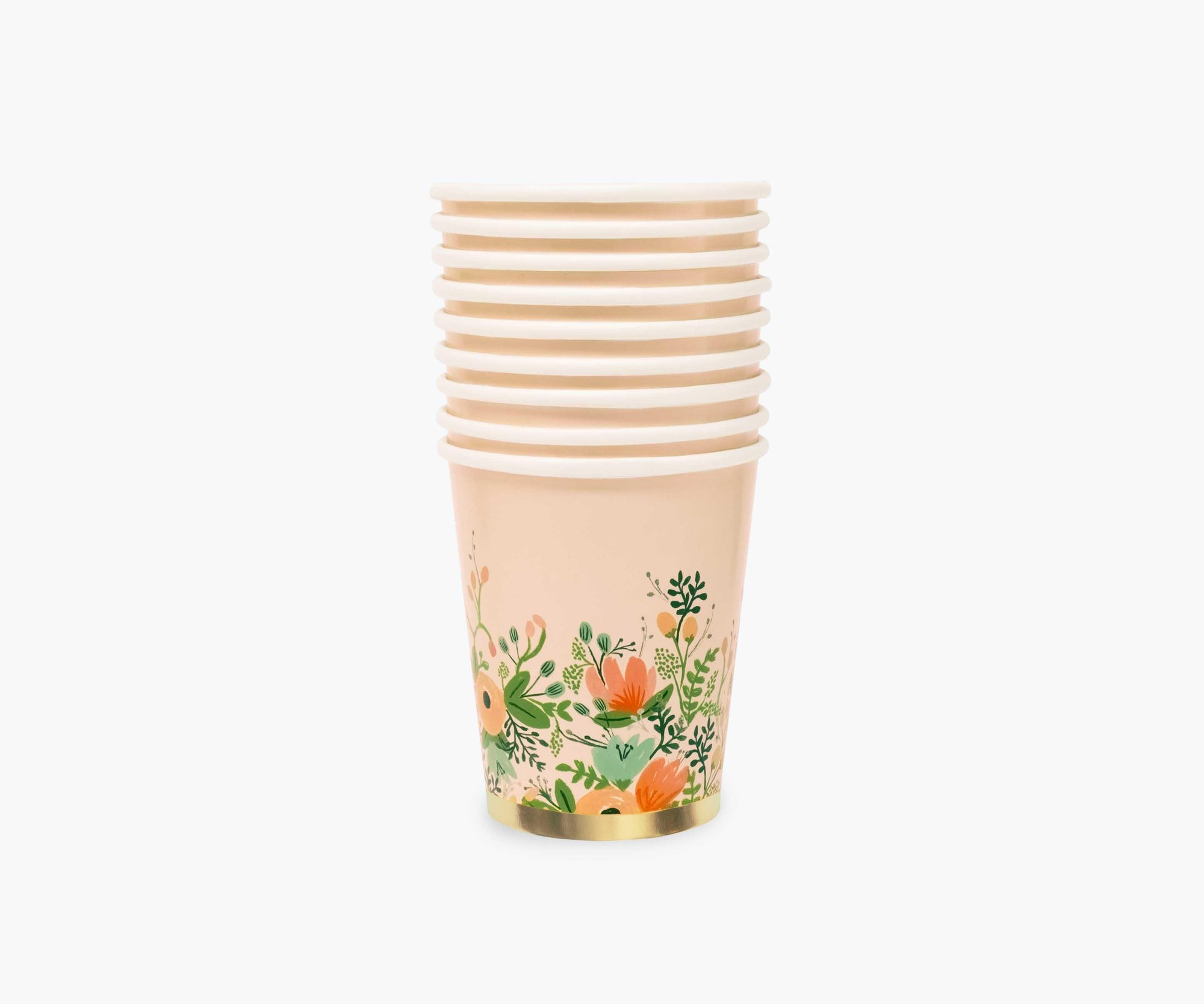 Rifle Paper Co Wildflower Cups