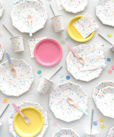 Sprinkles Party Plates (Small)