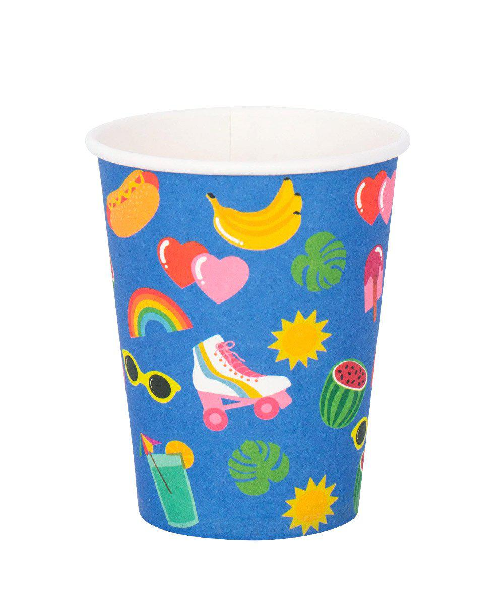 Summer Fun Cups