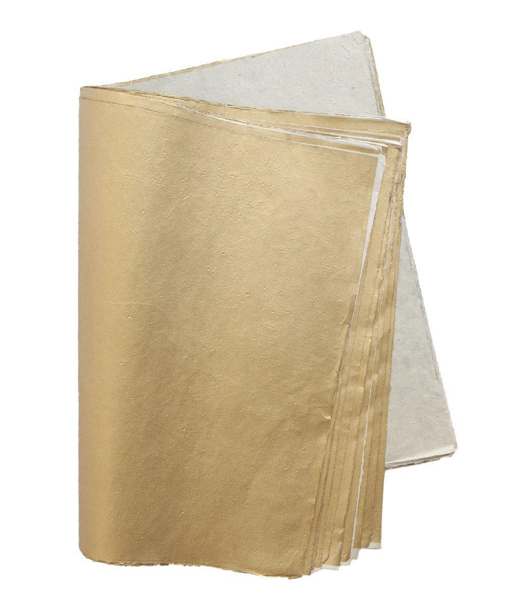 Gold Metallic Wrapping Paper