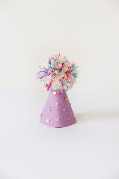 Pom Party Hats
