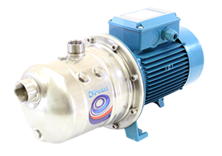 MXA DELUXE - Pearl Multistage Water Pumps