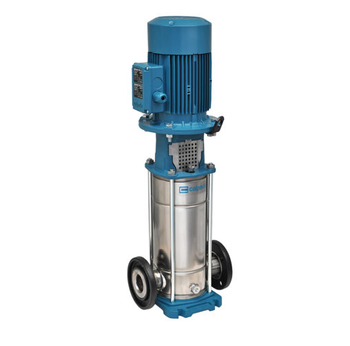 Vertical multi-stage water pumps: redesigning for innovation