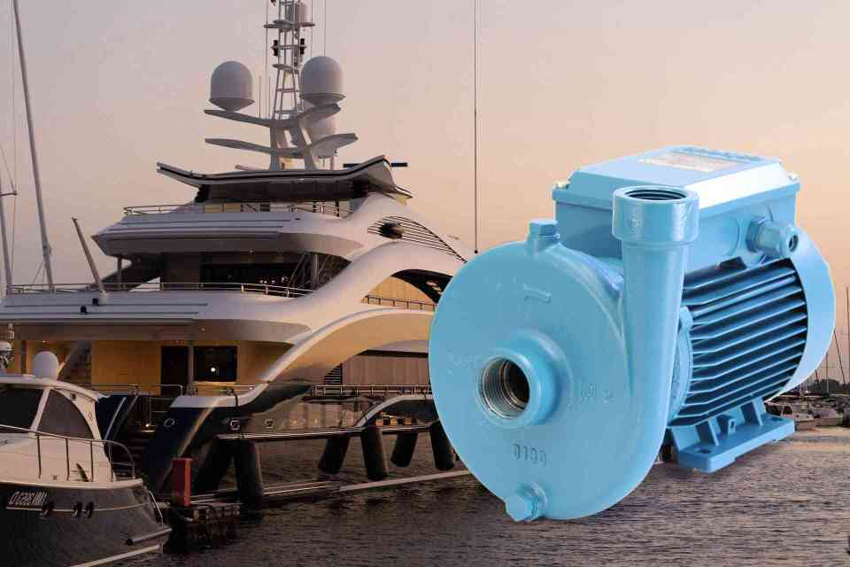 Calpeda Marine Water Pumps