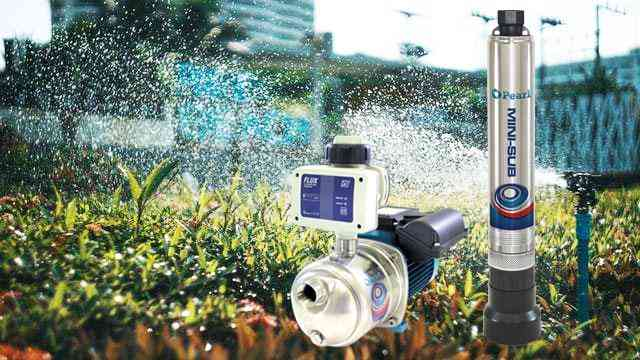 Pearl Irrigation Pumps