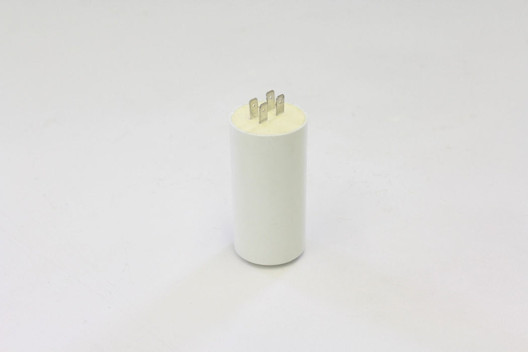 CAPACITOR CALPEDA PRL 10 uF/ 450 V FD DIM.D35X71 DOUBLE FASTON  2