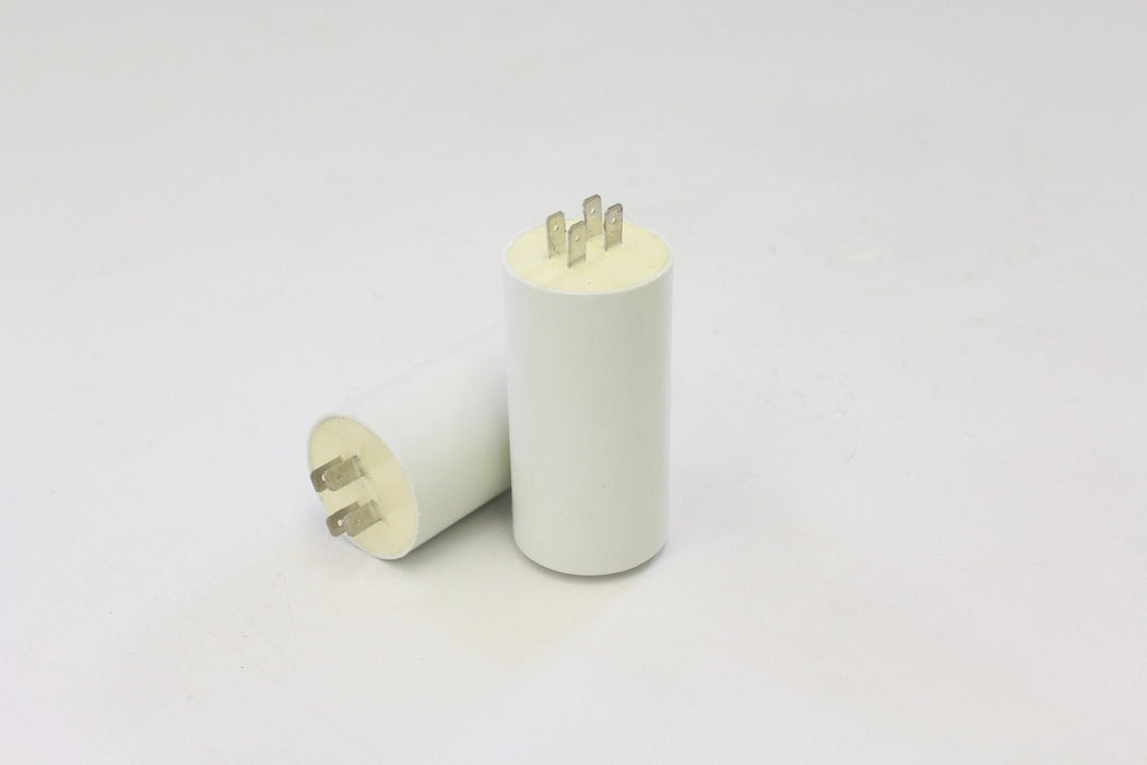 CAPACITOR CALPEDA PRL 10 uF/ 450 V FD DIM.D35X71 DOUBLE FASTON