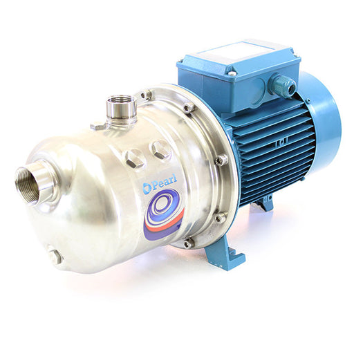 PEARL MXA30 STAINLESS STEEL MULTISTAGE JET WATER PUMP - DELUXE UPGRADED FOR REVERSE OSMOSIS