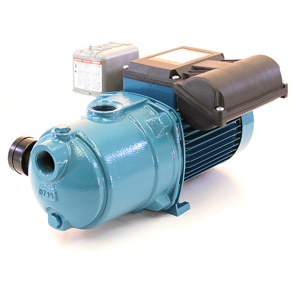 PEARL CAST IRON SHALLOW WELL SELF PRIMING JET PUMP - JCC Models  2
