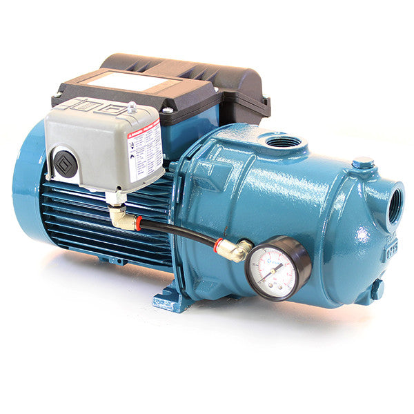 PEARL CAST IRON SHALLOW WELL SELF PRIMING JET PUMP - JCC Models