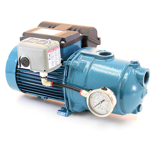PEARL IRON CAST SHALLOW WELL SELF PRIMING JET PUMP DELUXE VERSION - MODEL JCC