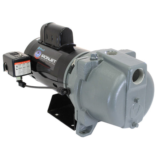 PEARL SHALLOW WELL JET PUMP - MODEL IRONJ