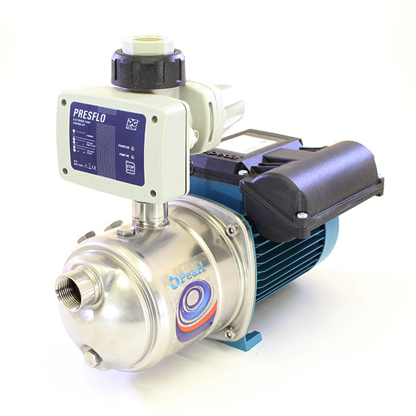 PRESFLO WELL SYSTEM - EASY PUMP SYSTEMS - Model: PWSJS05, PWSJS07 and PWSJS10
