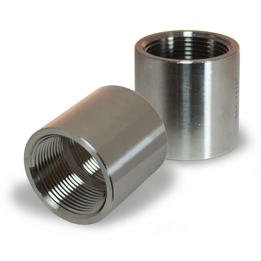 STAINLESS STEEL COUPLING, NPT THREAD