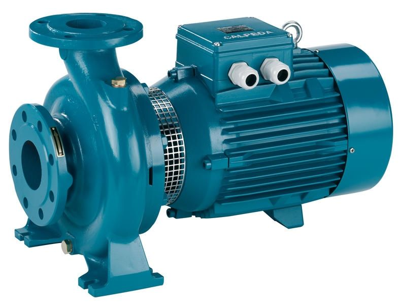 CALPEDA NM40/20 END SUCTION CENTRIFUAL PUMPS WITH FLANGED CONNECTIONS  2