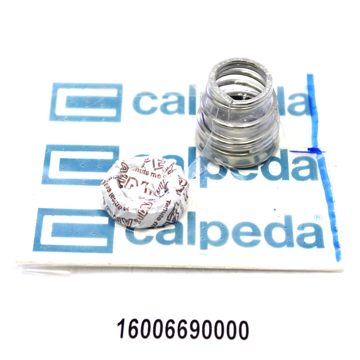CALPEDA PUMP SHAFT SEAL REPLACEMENT - MECHANICAL SEAL R3-XYXYRZYD20 - SPECIAL SEAL - 16006690000