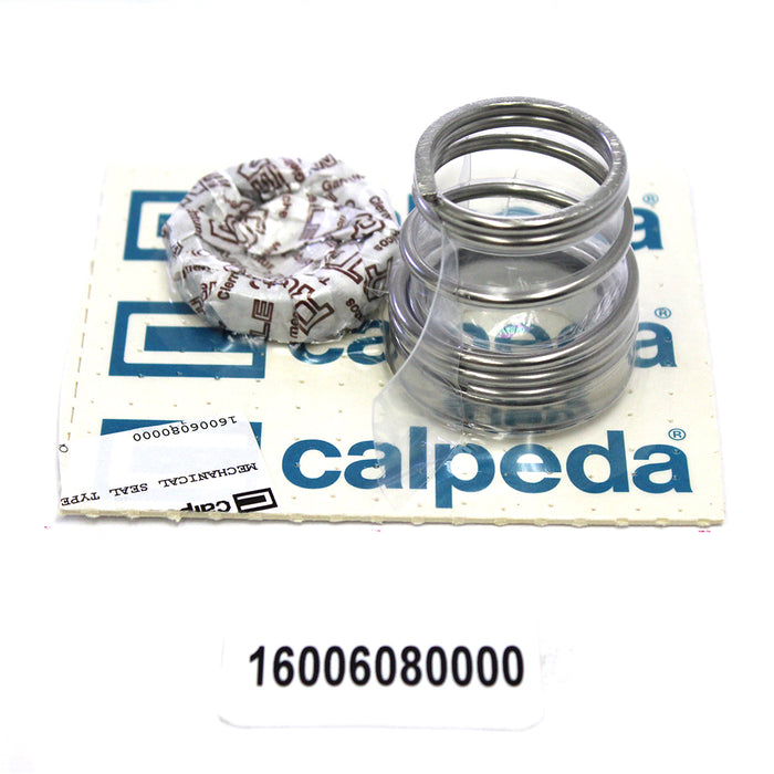 CALPEDA PUMP SHAFT SEAL REPLACEMENT - MECHANICAL SEAL TYPE3 R X6X62V6D32 - STANDARD - 16006080000