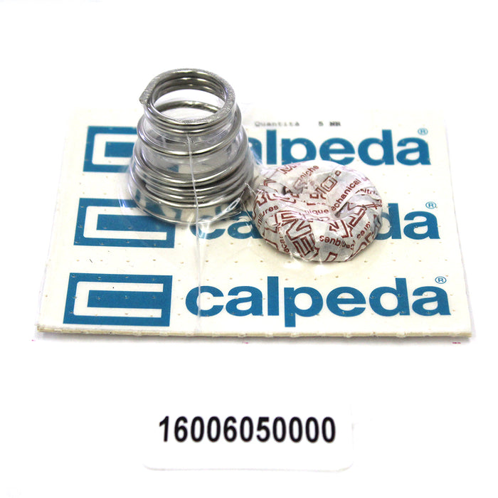 CALPEDA PUMP SHAFT SEAL REPLACEMENT - MECHANICAL SEAL TYPE3 R X6H62V6D22 - STANDARD - 16006050000